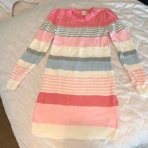 Girls Gymboree sweater dress